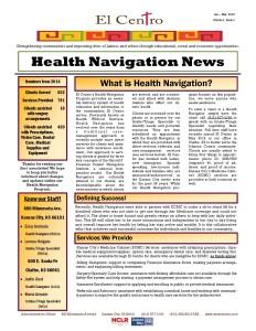 Navigation News V1I1