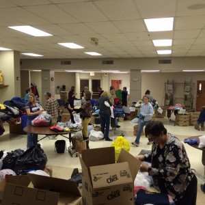 Clothing Drive 1