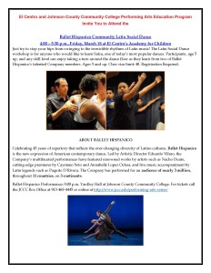 Latin Social Dance