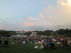 Olathe Summefest Crowd