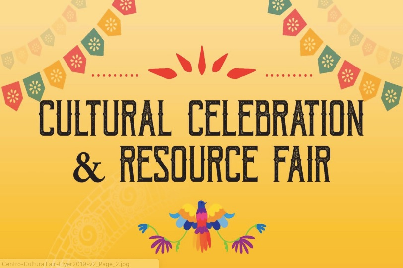 Cultural Celebration & Resource Fair, September 28