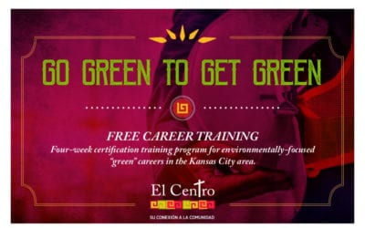 Go Green to Get Green – Free Career Training