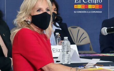 First Lady Dr. Jill Biden Connects with Our Latino Community